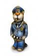 Кот Полицейский, KK-96C, 19 см