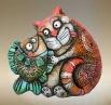 Панно Кот и счастье ПК-02