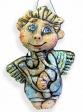 Панно Ангел-ребенок с рогаткой РА-002С