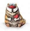 Кот-носик с сердечком КК-18Д